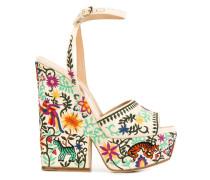 'Cancun' Sandalen mit Verzierungen