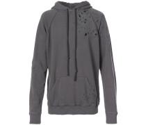 Destroyed Hero hoodie - men - Baumwolle - 3