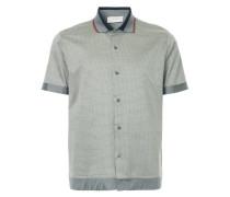 Poloshirt mit Muster