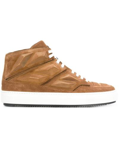 Alejandro Ingelmo Herren High-Top-Sneakers mit Einsatz
