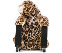 Rucksack im Leoparden-Design
