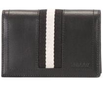 'Tobel' Portemonnaie mit Streifeneinsatz