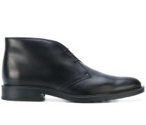 Oxford-Stiefel mit hohem Schaft