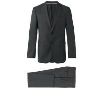 - Einreihiger Anzug - men - Bemberg Cupro®/Wolle