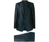'Martini' Jacquard-Anzug