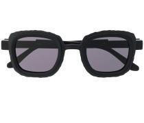 Eckige 'Z8' Sonnenbrille
