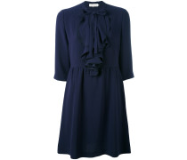 Kleid mit Rüschen - women - Polyester - 42