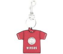 Schlüsselanhänger mit T-Shirt-Motiv - women