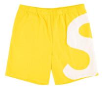 Shorts mit S-Logo