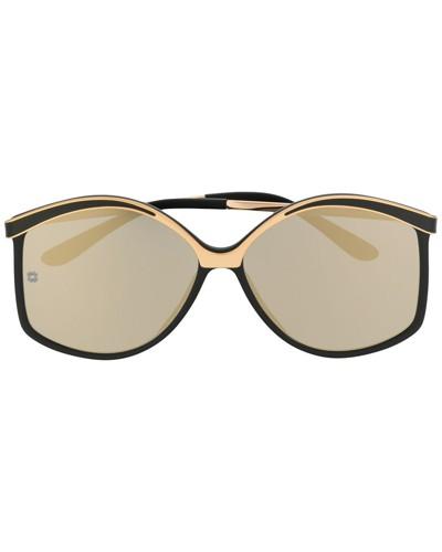 Strukturierte Sonnenbrille