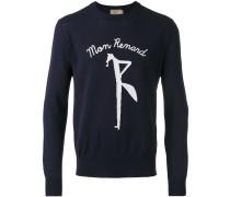 'Mon Renard' Pullover