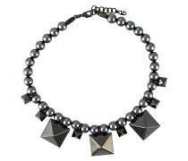 'Rockstud' Perlenkette mit Nieten