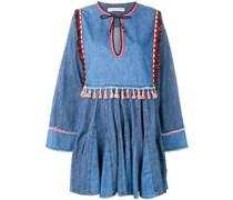 Kleid mit Quastendetail