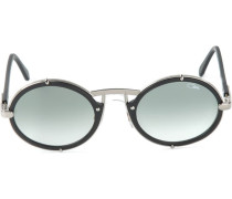 - Sonnenbrille mit rundem Rahmen - unisex