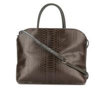'Elide' Schlangenleder-Handtasche