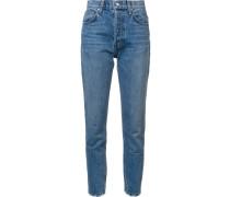 'Lou' Hoch sitzende Jeans