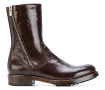 Stiefel mit Reißverschlüssen