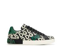 Sneakers mit DG-Monogramm