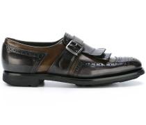 'Shanghai' Oxford-Schuhe mit Schnalle - women