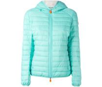 - hooded puffer jacket - women - Nylon/Polyester