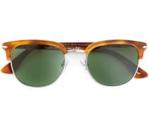 Sonnenbrille mit eckigem Rahmen - unisex