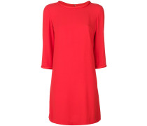 Tunic dress in Acetate and Viscose