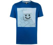 "T-Shirt mit ""Smiley""-Print"