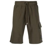 Cargo-Shorts mit Linsen-Detail