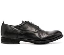 'Journal' Derby-Schuhe