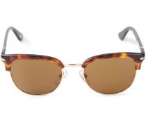 Sonnenbrille mit rechteckigem Rahmen
