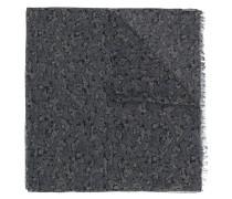 Langer Schal mit Stickerei