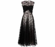 A-line lace dress