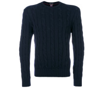 Pullover mit rundem