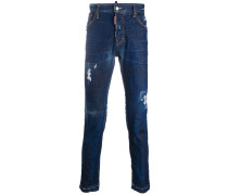 Sexy Mercury distressed jeans