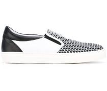 - Sneakers mit geometrischem Print - men
