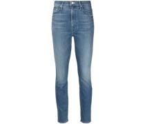 The Swooner Jeans mit Schlitzen