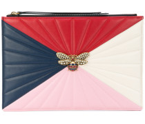 bee oversized clutch