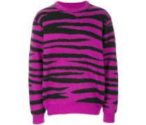Pullover mit Tiger-Muster