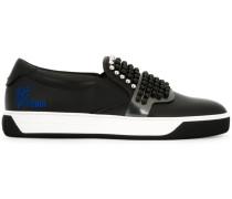Slip-On-Sneakers mit Nieten - men