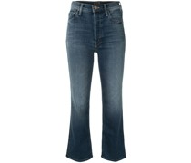 'The Tripped' Cropped-Jeans
