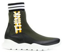 'Think' Sneakers in Sockenoptik