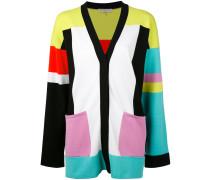 colour block cardigan - women