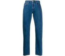 A.P.C. Jeans mit geradem Bein