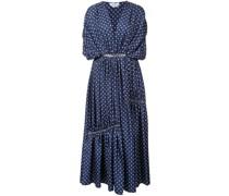 Winston Kleid mit Polka Dots