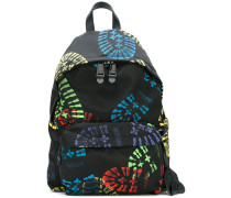 boot print backpack