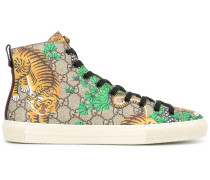 "High-Top-Sneakers mit ""GG Bengal""-Muster"