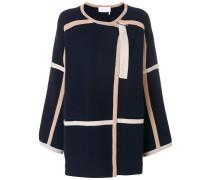 belt detail coat