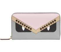 panelled Bugs wallet
