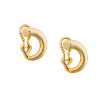 Monie small clip earrings