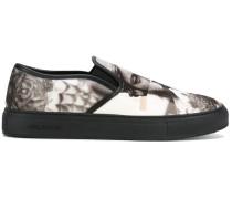 Slip-On-Sneakers mit Foto-Print - men